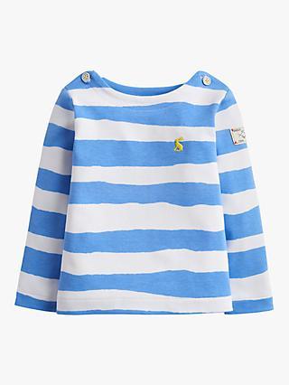 51798787ba7 Baby Joule Harbour Wide Paper Stripe Top
