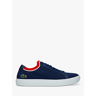 Lacoste La Piquée Knitted Trainers