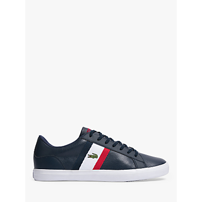 Lacoste Lerond Trainers, Navy