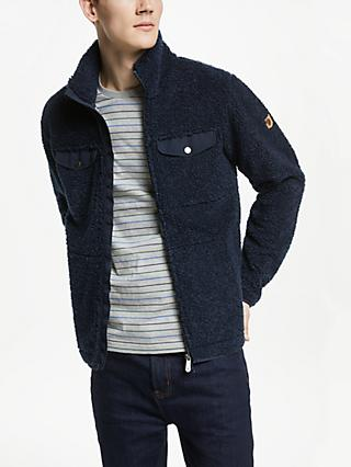 Fjällräven Greenland Pile Fleece Jacket, Night Sky