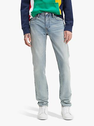 Levi's 511 Slim Fit Stretch Cool Jeans, Great White