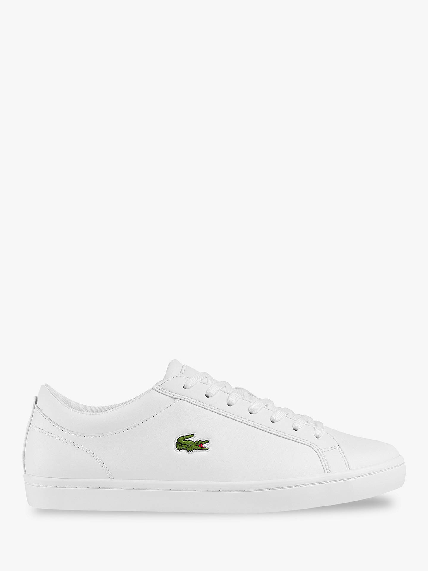 9c435589a77ddd Buy Lacoste Straightset Trainers