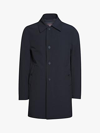 Oscar Jacobson Johnsson Water Repellent Car Coat