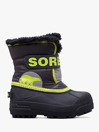Sorel Children's Snow Commander Snow Boots