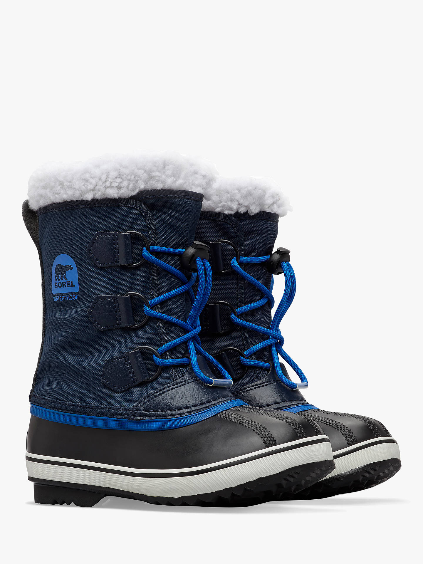 8feaa11cf0d Sorel Children's Yoot Pac Snow Boots at John Lewis & Partners