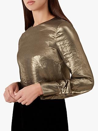 Hobbs Bella Top, Gold