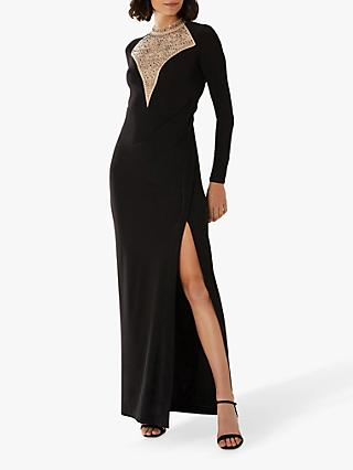 Coast Hayden Maxi Dress, Black