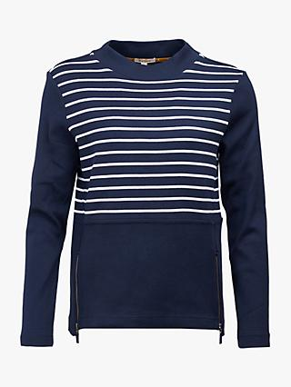 Barbour Dovedle Sweatshirt, Navy