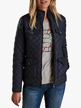 9c588bae2c8 Barbour Sailboat Quilted Jacket