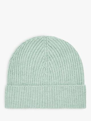 99be6c5553c Brora Rib Knit Cashmere Hat