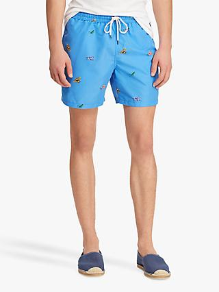 6f36ceaaae Ralph Lauren | Men's Swimwear | John Lewis & Partners