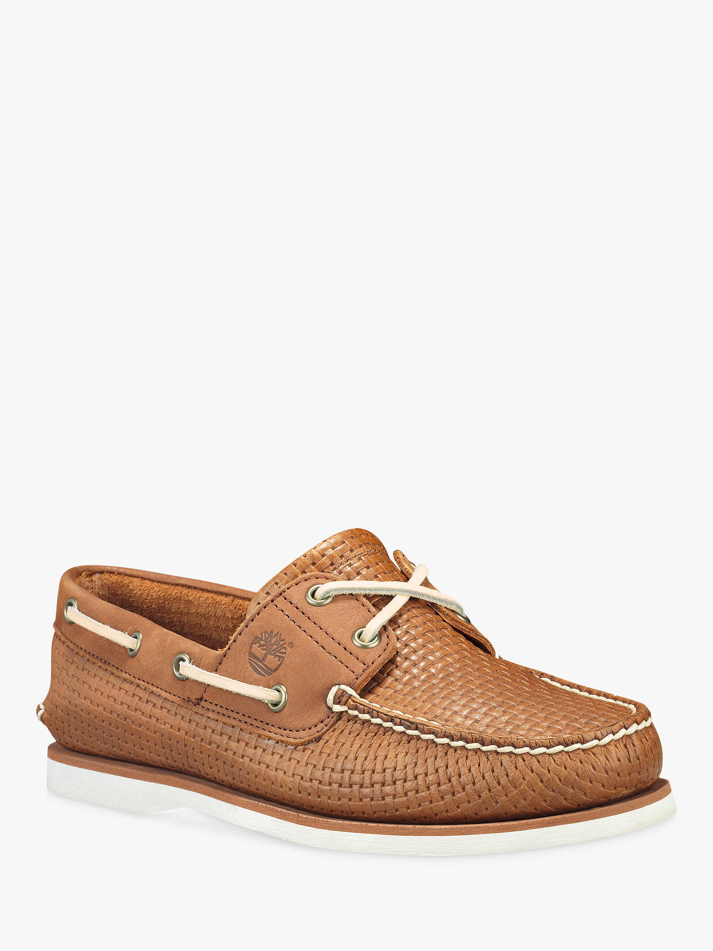 edc9f6e5d848 Buy Timberland Classic Weave Boat Shoes