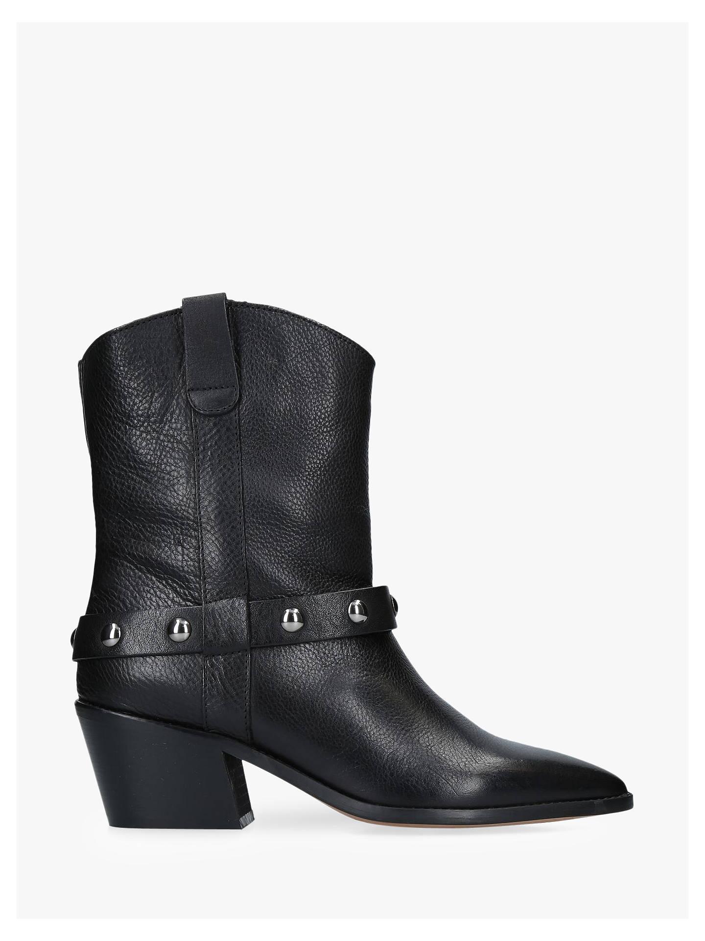 6ec179e63a4c7 Buy Carvela Sage Block Heel Ankle Boots