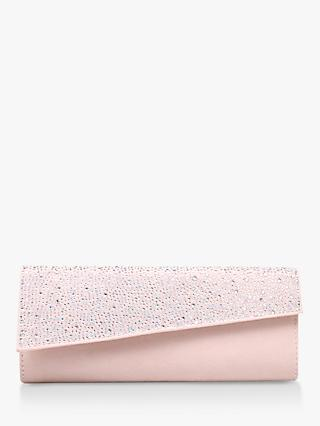 Carvela Dazzle 2 Embellished Clutch Bag