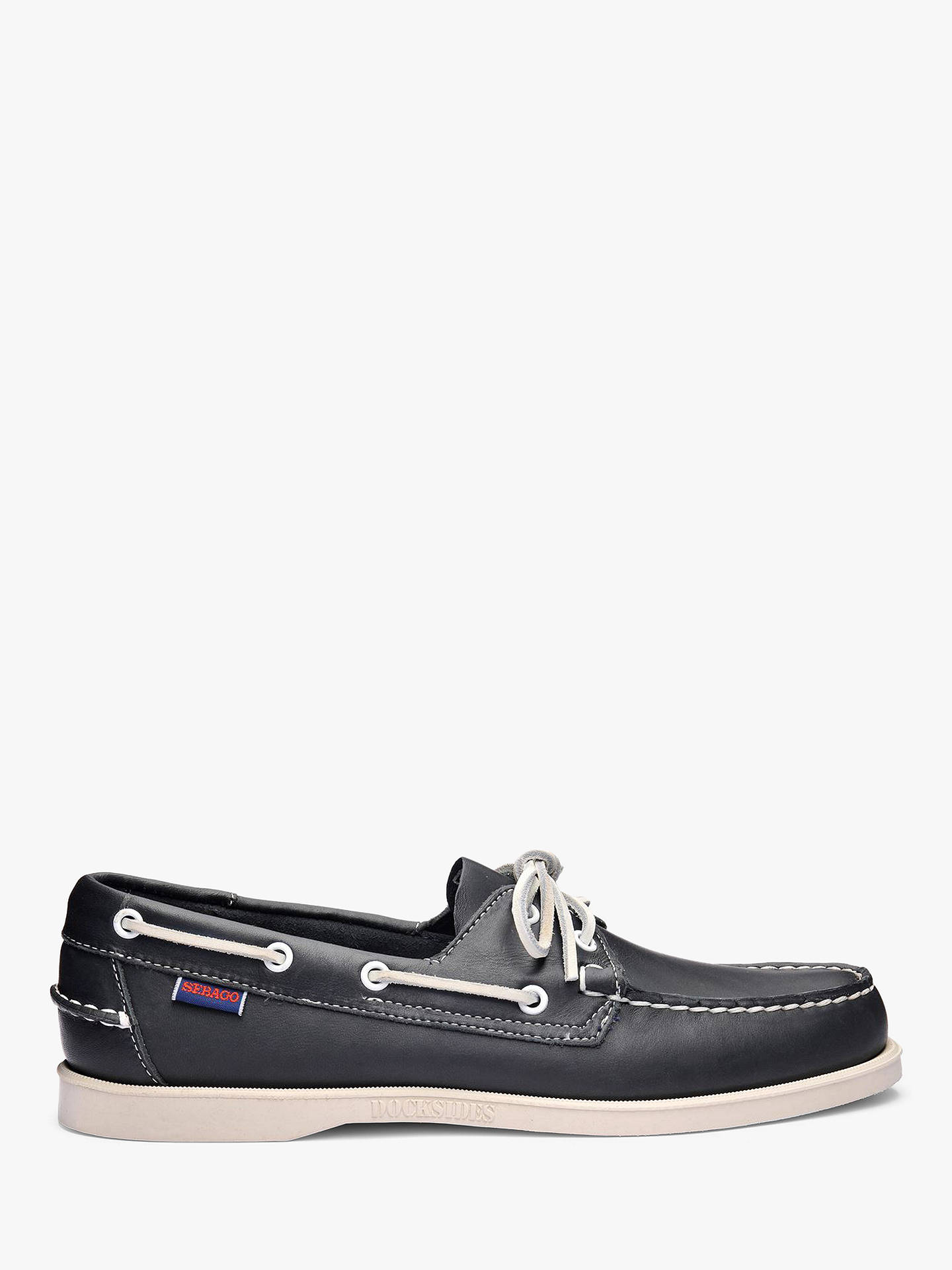 1da4e80964b Buy Sebago Dockside Portland Leather Boat Shoes