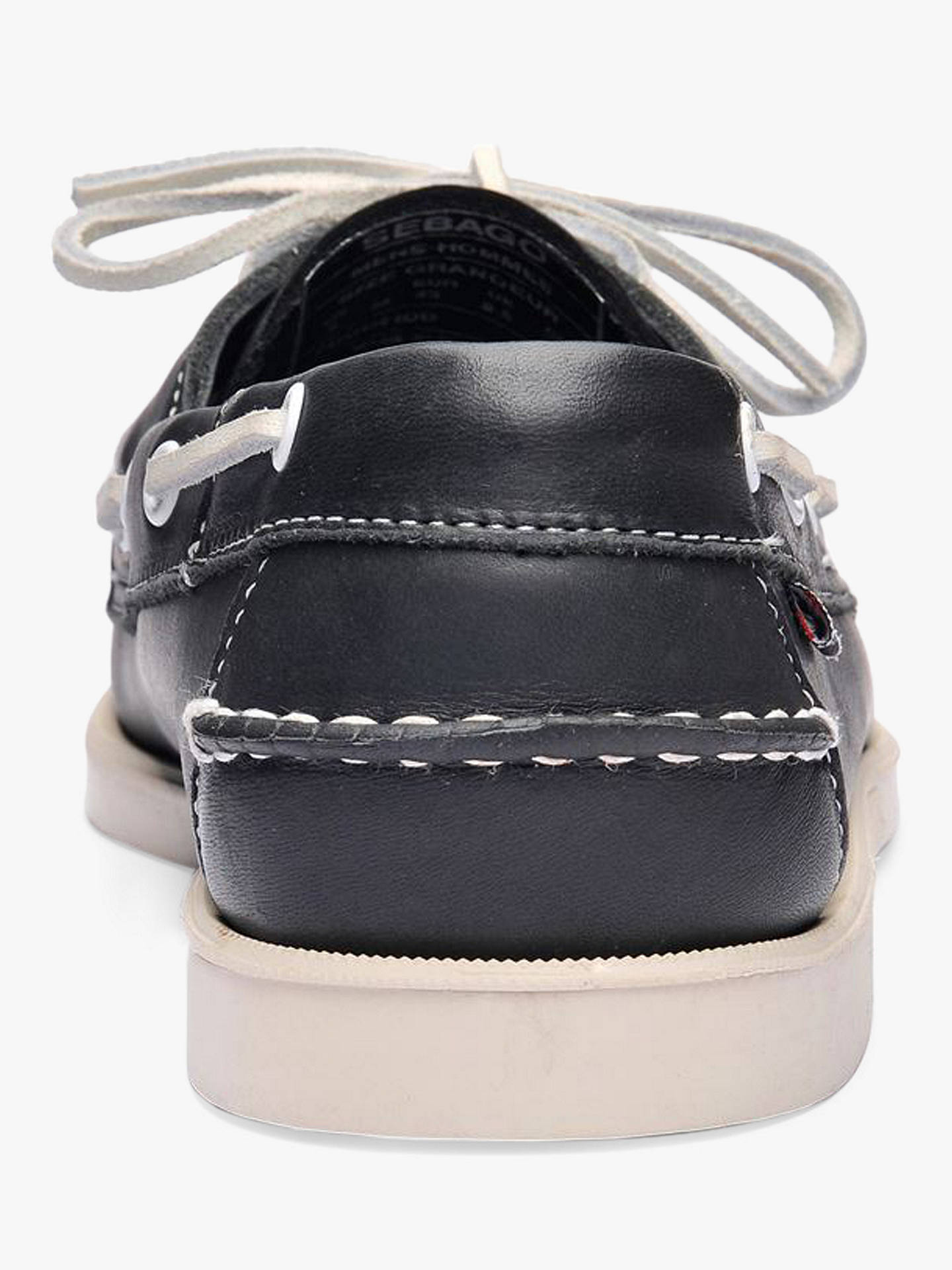 addf1219245 ... Buy Sebago Dockside Portland Leather Boat Shoes