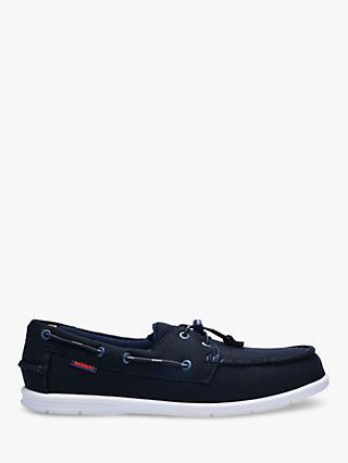 e17e6ba1fba7cc Sebago Naples Tech Textile Boat Shoes