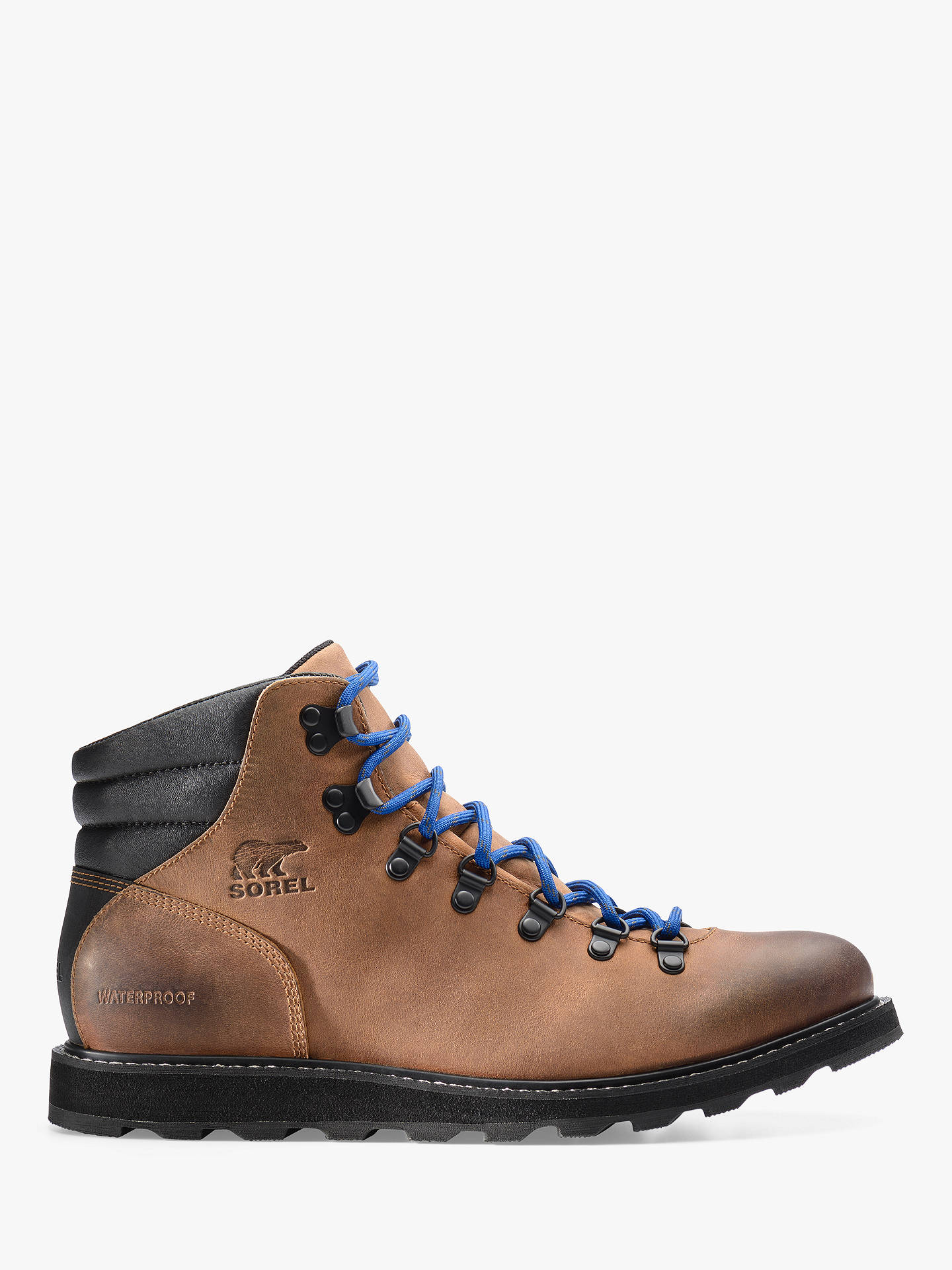 16ad772e9b5 SOREL Madson Waterproof Hiker Boots at John Lewis & Partners