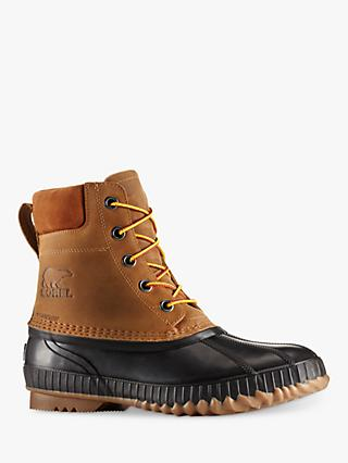 SOREL Cheyanne II Insulated Boots, Chipmunk