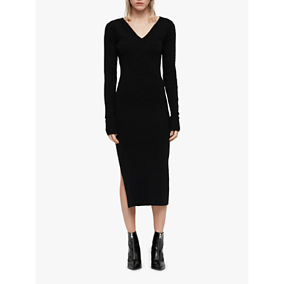 AllSaints Sedona Knitted Dress