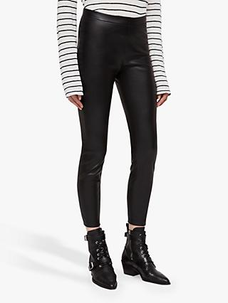 AllSaints Isla Leggings, Black