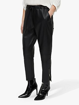 AllSaints Tinsley Trousers, Black