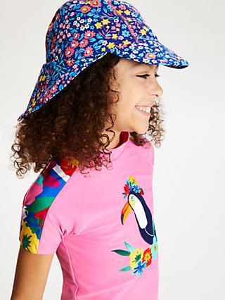 ac8ec485c10 John Lewis   Partners Children s Micro Floral Keppi ...