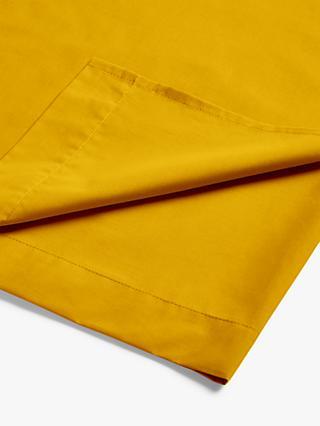 925c299bc1d John Lewis & Partners 200 Thread Count Polycotton Flat Sheet