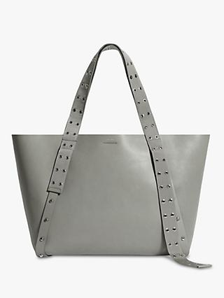 AllSaints Sid East West Leather Tote Bag c6b8f25a90f28
