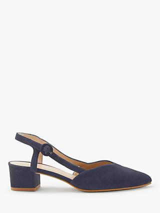 d47b0d9f095 John Lewis   Partners Alyssa Slingback Block Heel Court Shoes