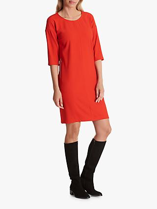 Betty Barclay Elbow Sleeve Crêpe Dress