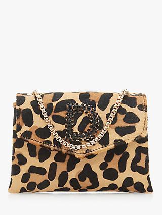 f950a5f56d65 Dune Ejessie Leopard Print Evening Bag