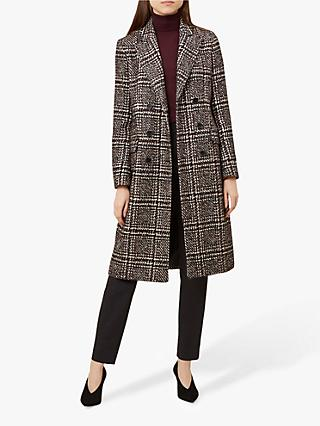 Hobbs Evalyn Coat, Monochrome