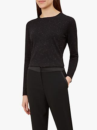 Hobbs Emi Jumper, Black Copper