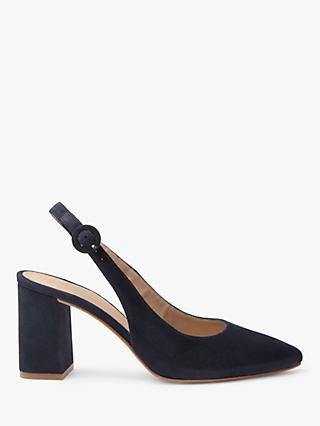 John Lewis & Partners Annie Slingback Court Shoes