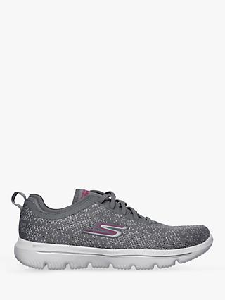 1c4d818ffcdd Skechers Go Walk Knitted Slip On Trainers