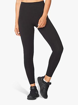 2XU Fitness Compression Hi-Rise Training Tights, Black