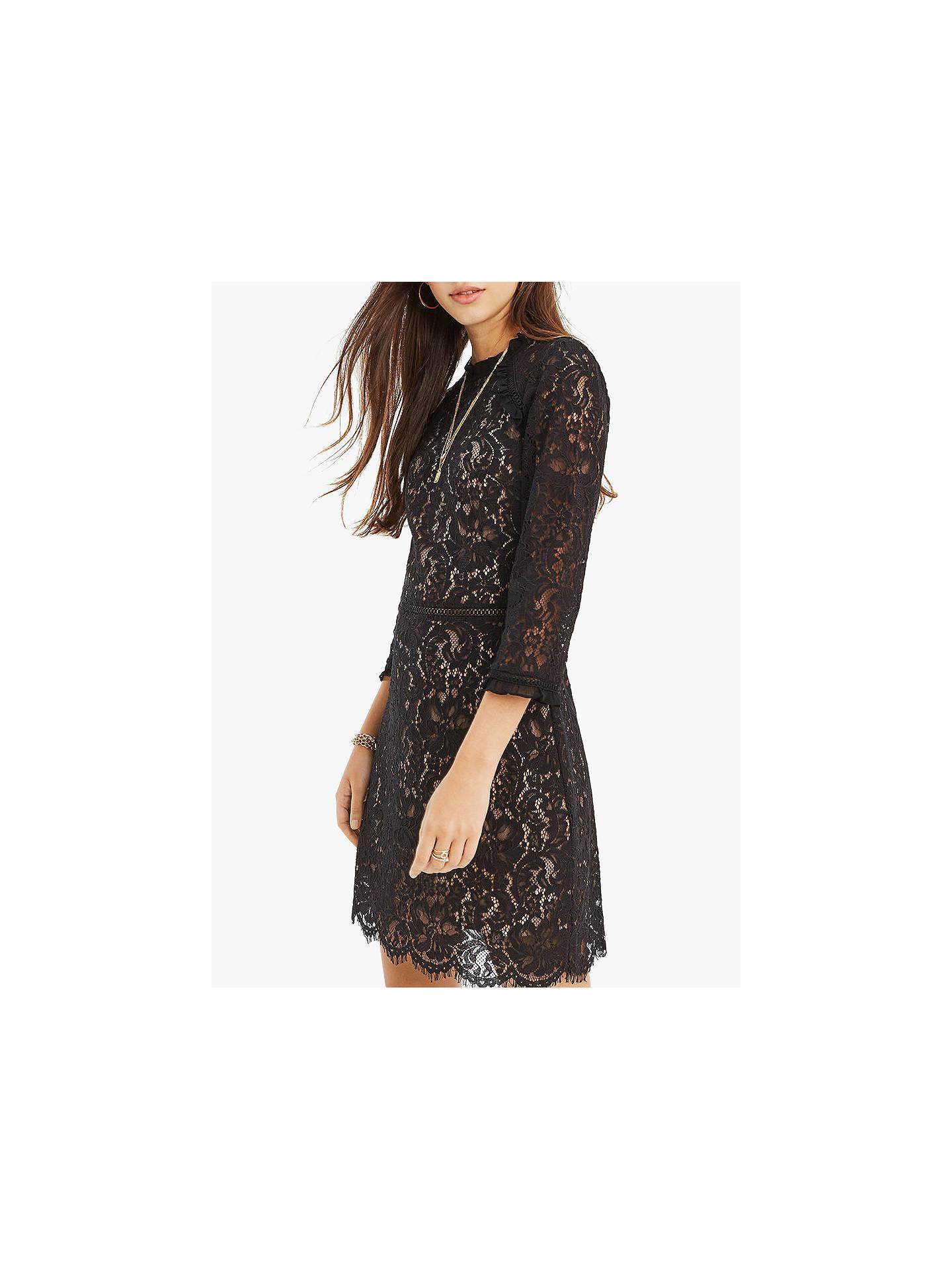 82a293d6b2 BuyOasis Prairie Lace Dress