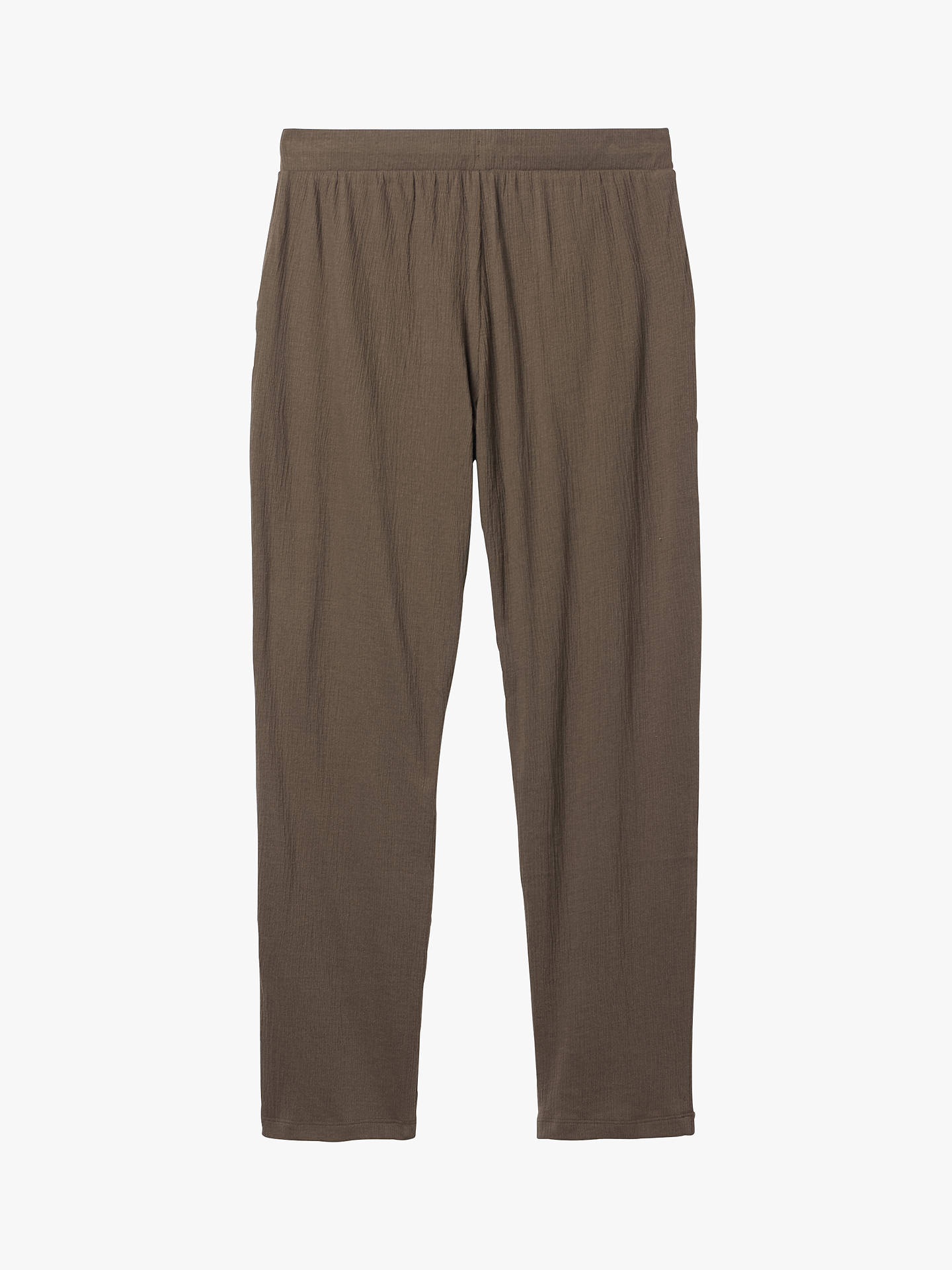 BuyWhite Stuff Clea Trousers, Khaki, 6 Online at johnlewis.com
