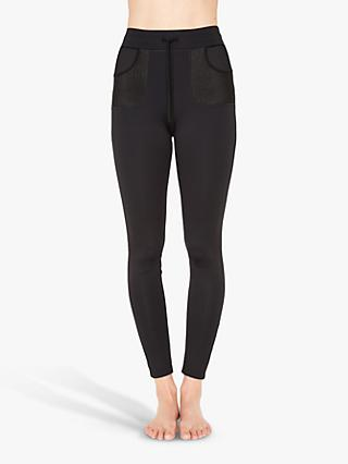 M Life Pocket Leggings, Black