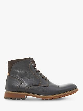 Bertie Chef Leather Boots