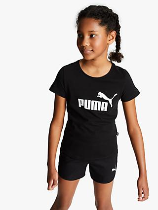 PUMA Girls' Essential Sports T-Shirt