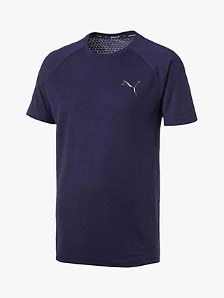 PUMA Evostripe Training Top, Blue