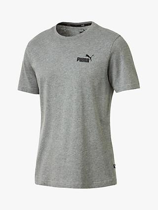 PUMA Essential Logo Training Top, Grey