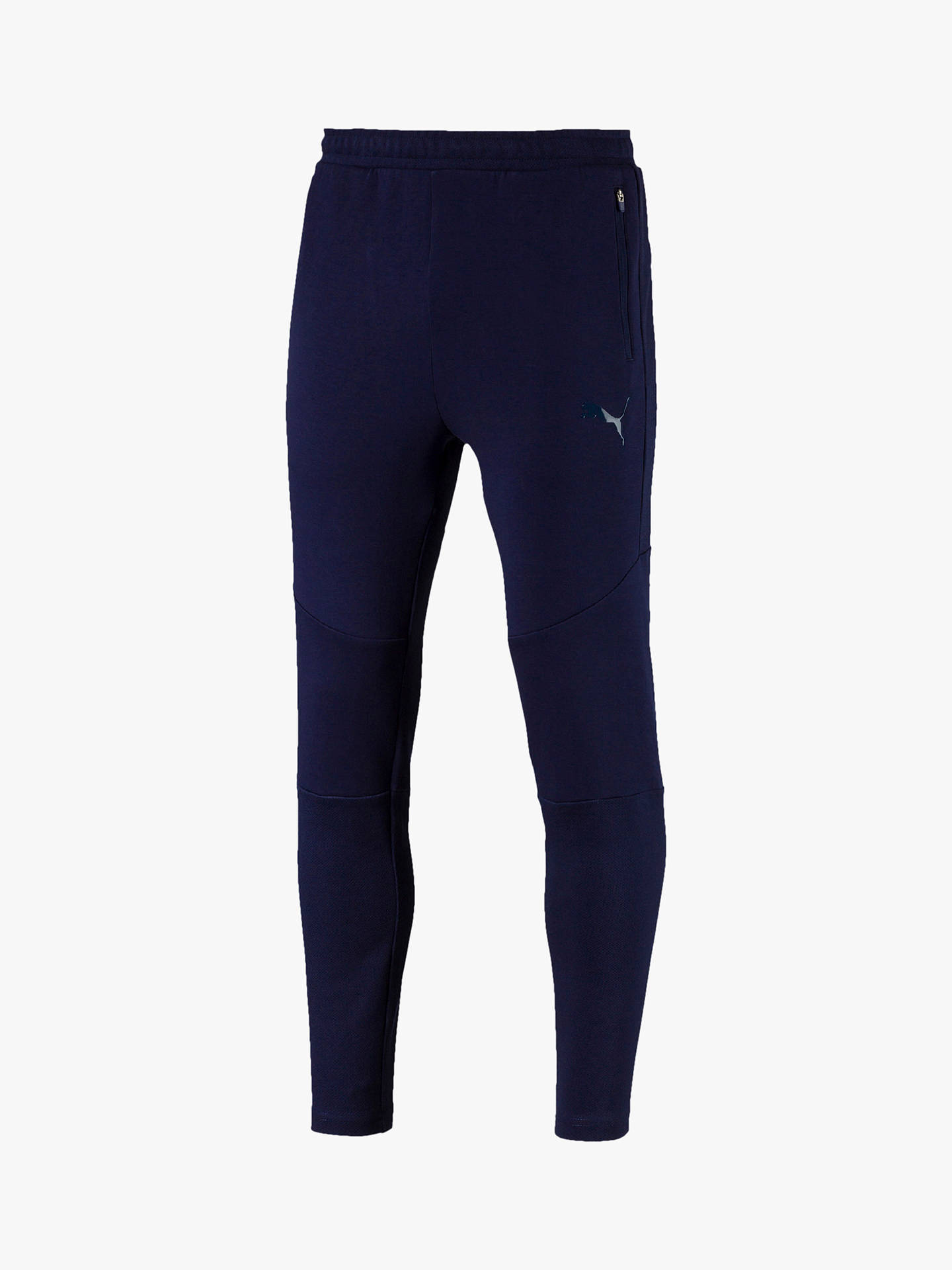 3ab10da5 PUMA Evostripe Move Sweat Pants, Blue at John Lewis & Partners