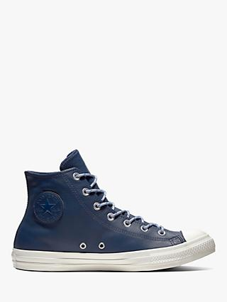 2000db44944423 Converse Chuck Taylor Leather Hi-Top Leather Trainers