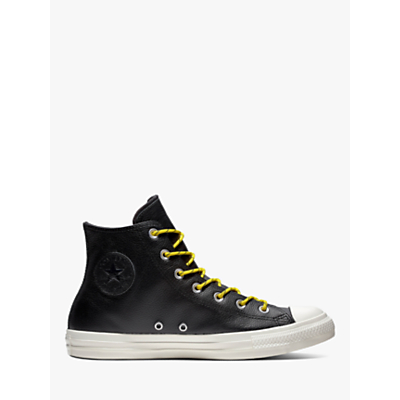 Converse Chuck Taylor Leather Hi-Top Leather Trainers