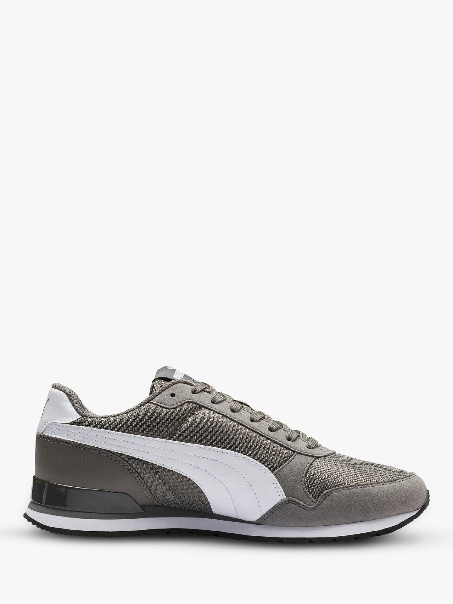 8ce61fef93a PUMA ST Runner Men's Trainers, Grey