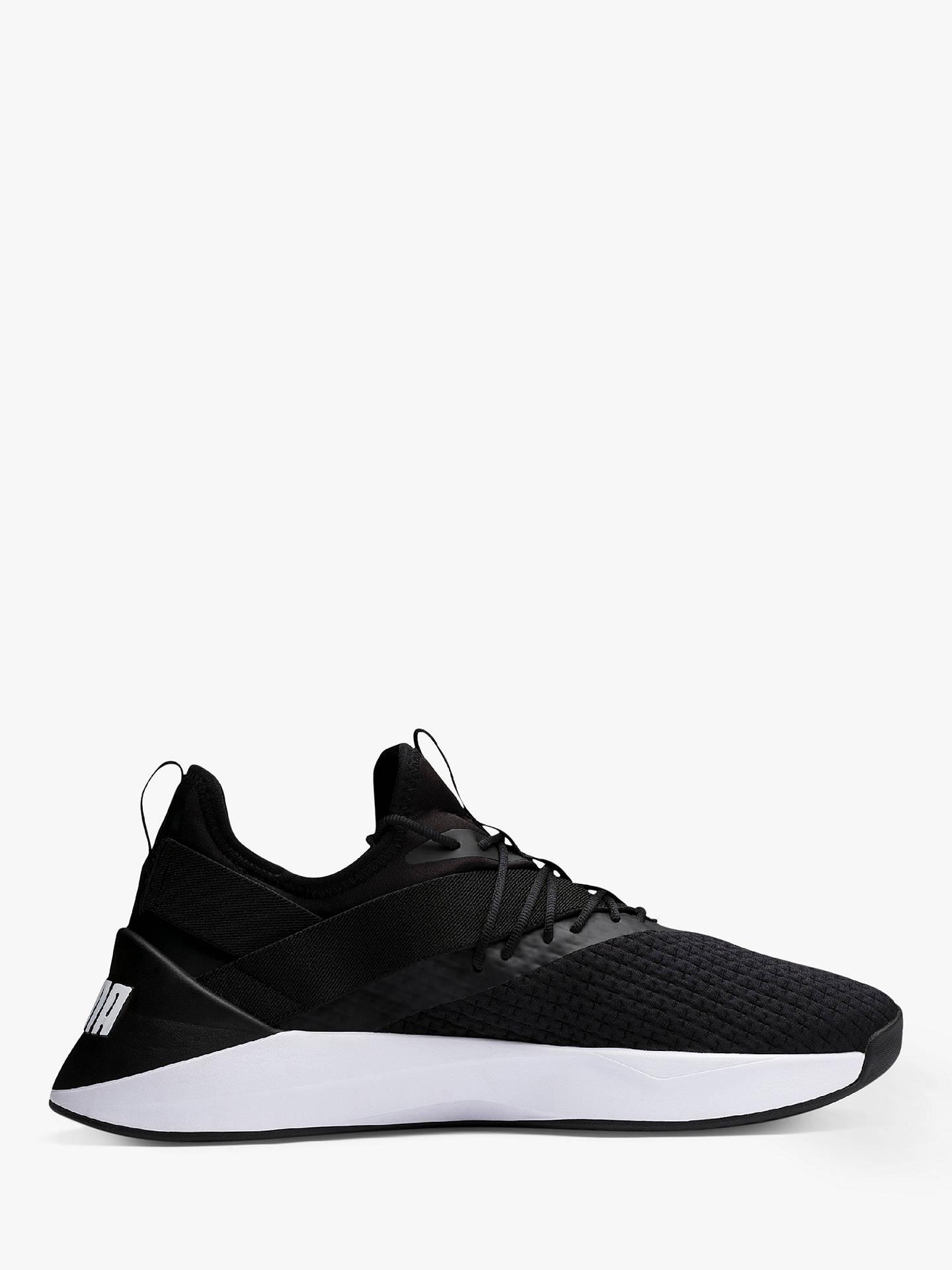 a14a958eac7 Buy PUMA Jaab XT Men's Running Shoes, PUMA Black, 7 Online at johnlewis.
