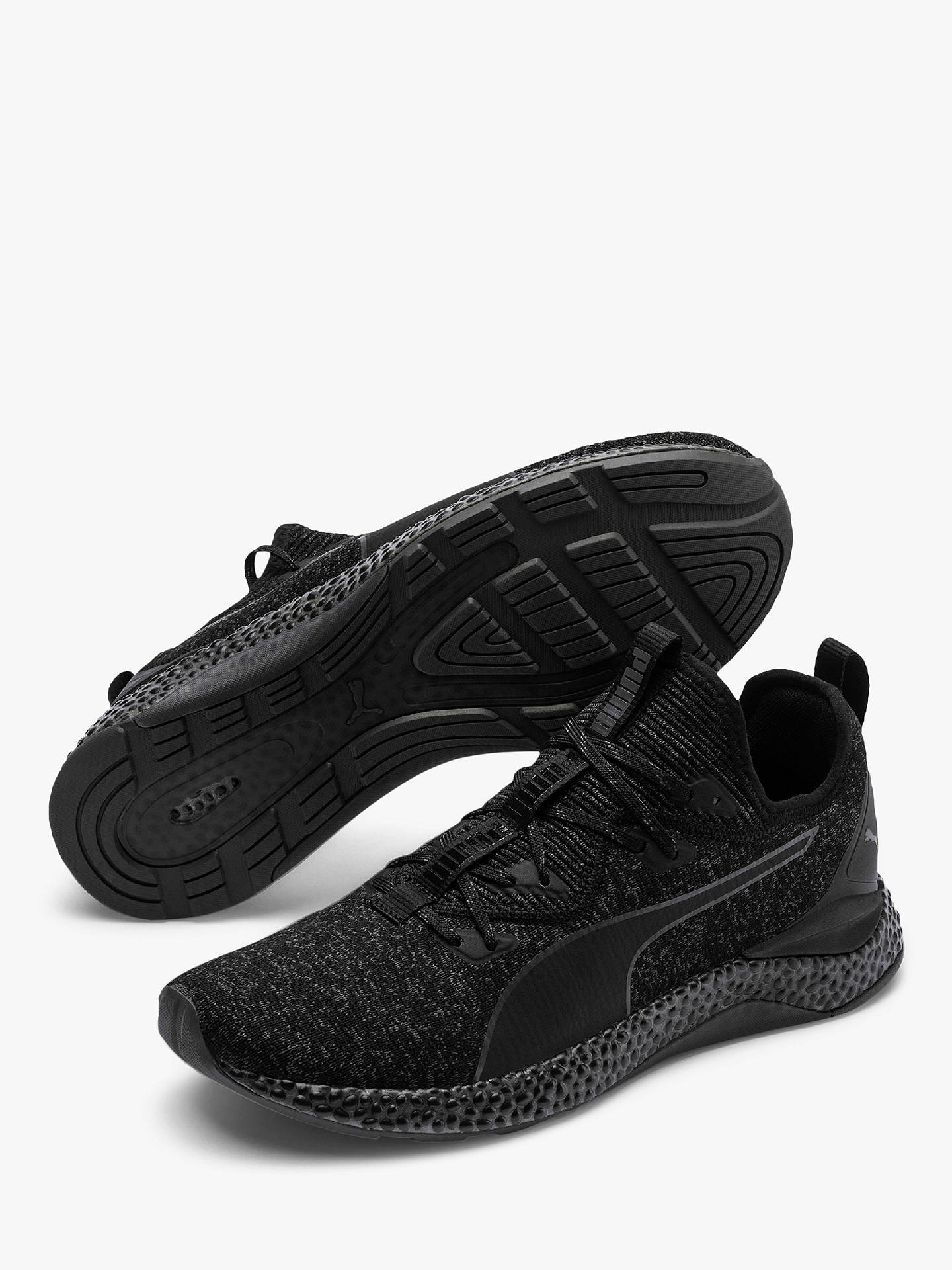 design de qualité 9b15f 61efe PUMA Hybrid Runner Men's Running Shoes, Asphalt/PUMA Black ...